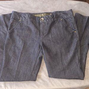 Pants - FreeStyle Revolution Cotton & Polyester Blue Pants